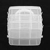 Plastic Bead ContainersCON-S034-2