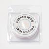 Copper Jewelry WireX-CW0.4mm010-3
