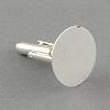 Brass Cuff SettingsX-KK-S133-18mm-KP001S-2