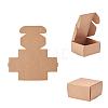Kraft Paper BoxCON-WH0036-01-4