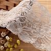 Lace Trim Nylon Ribbon for Jewelry MakingORIB-L005-14-1