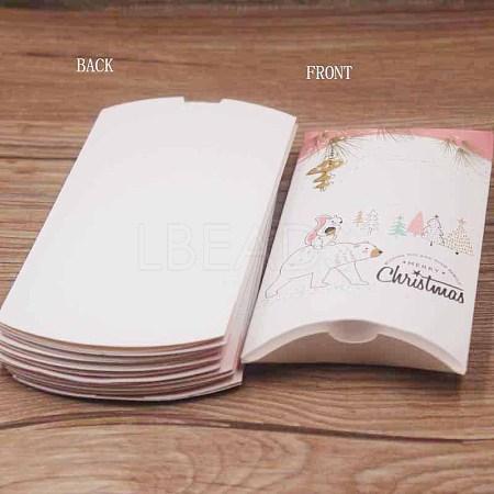 Paper Pillow Gift BoxesX-CON-J002-L-16B-1