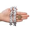 Teardrop Natural Baroque Pearl Keshi Pearl Beads StrandsPEAR-R015-10-6