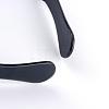 Plastic Hair BandsX-OHAR-R272-01-4
