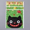 Halloween Drawstring Gift BagsABAG-G008-B01-02-2
