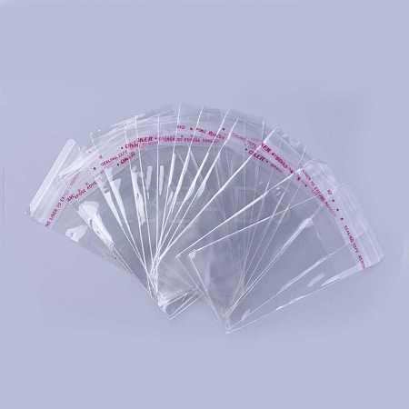 Clear Cellophane BagsX-OPC001-1