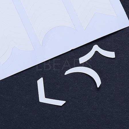 Nail Art Guide StickersMRMJ-K006-02-01-1