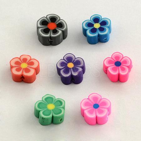 Handmade Polymer Clay BeadsX-CLAY-Q177-M-1