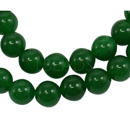 Natural Gemstone Beads StrandsX-JBS050-6MME1-1
