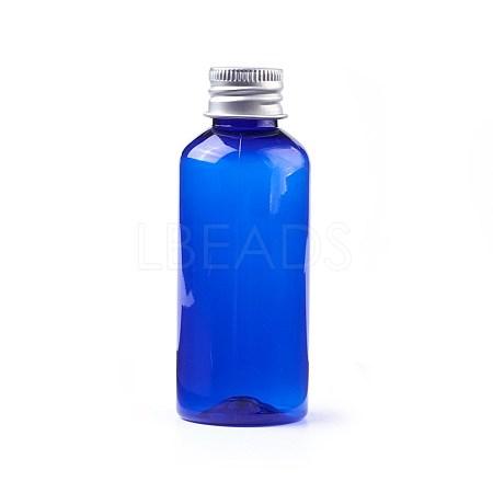60ml Round Shoulder Plastic Liquid BottleMRMJ-WH0054-01-1