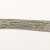 304 Stainless Steel Boston ChainX-CHS-R007-0.8mm-2