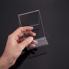 Acrylic Book Display StandsODIS-WH0004-01-3