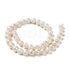 Grade B Natural Cultured Freshwater Pearl Beads StrandsX-PEAR-L001-G-14-2