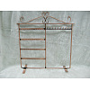 Iron Pedestal Display StandX-PCT066-01-1