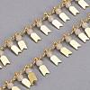 Handmade Glass Beaded ChainsCHC-I029-06D-5