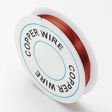 Copper Jewelry WireX-CW0.4mm010-1