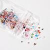 Glass Rhinestone Nail Art Decoration AccessoriesMRMJ-R052-101-3