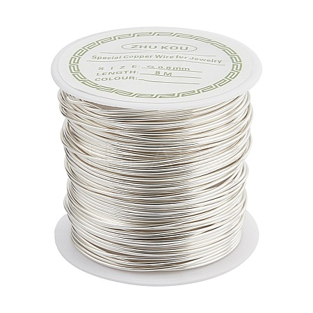 Copper Wire Copper Beading WireCWIR-F001-S-0.8mm-1