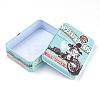 Mini Cute Tinplate Storage BoxCON-WH0061-A02-2