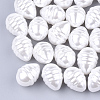 Environmental ABS Plastic Imitation Pearl Beads OACR-T012-09C-1