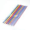 Colored Aluminum Crochet Hooks and Iron Crochet Hooks NeedlesTOOL-R041-02A-3