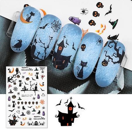 Self-Adhesive Nail Art StickersMRMJ-S012-038F-1