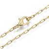 Brass Paperclip ChainsMAK-S072-09B-MG-1
