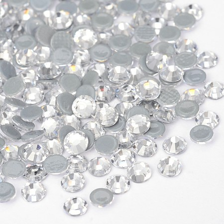 Glass Hotfix RhinestoneRGLA-A019-SS8-001-1
