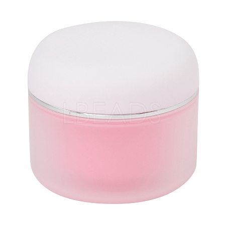 Plastic Portable Cream JarMRMJ-L017-01-1