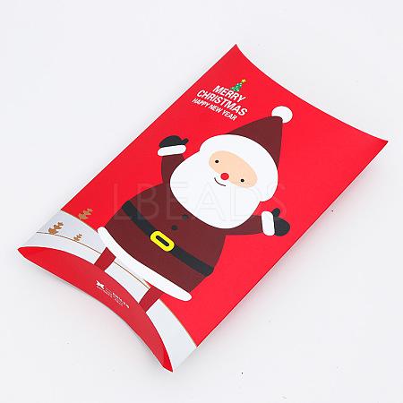 Merry Christmas Candy Gift BoxesX-CON-E020-B-01-1