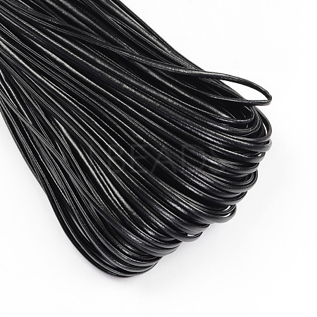 PU Leather Cord LC-S003-4mm-08-1