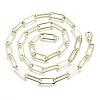 Brass Paperclip ChainsMAK-S072-14D-14KC-2