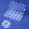 Plastic Bead Storage ContainersX-CON-Q026-02A-2