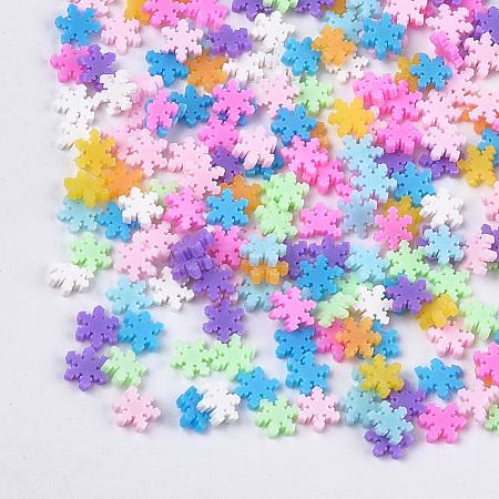 Handmade Polymer Clay Nail Art DecorationCLAY-S091-24-1