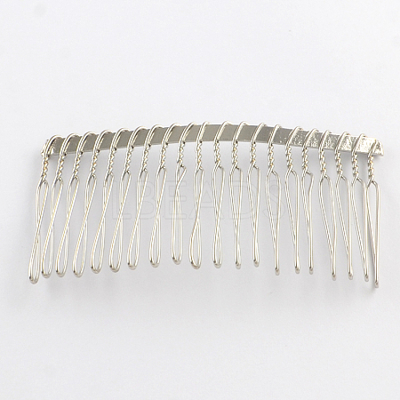 Iron Hair Comb Findings X-OHAR-R267-02-1