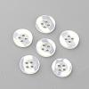 4-Hole Plastic ButtonsBUTT-S020-11-18mm-1
