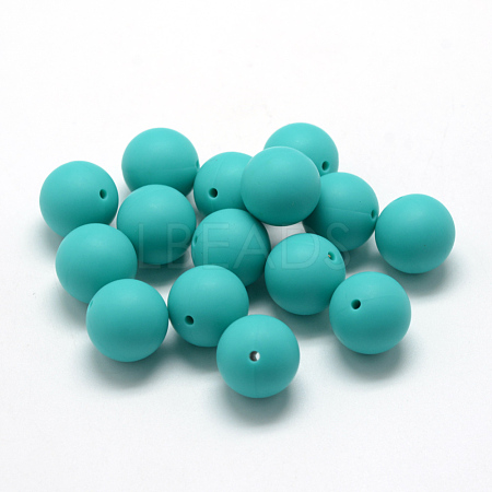 Food Grade Eco-Friendly Silicone BeadsX-SIL-R008A-06-1