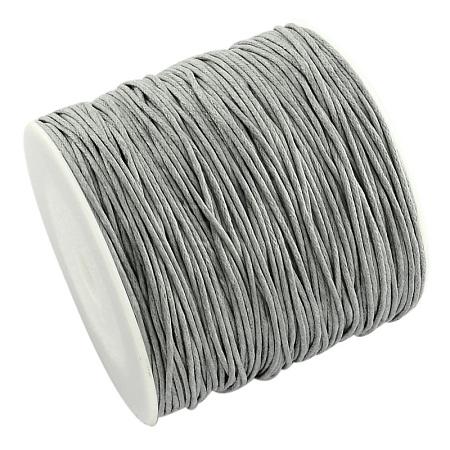 Environmental Waxed Cotton Thread CordsYC-R008-1.0mm-329-1