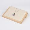 Wood Necklace DisplaysNDIS-E020-02B-4