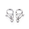 304 Stainless Steel Lobster Claw ClaspsX-STAS-H353-B-02-3