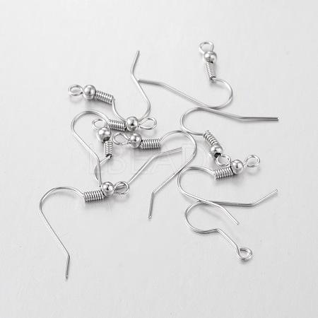 Iron Earring HooksX-E135-1